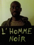 Photo de l'homme noir